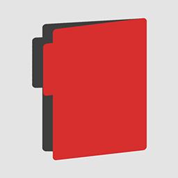 File flat