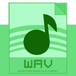 File Wav Icon Download Mnemo Filetype Icons Iconspedia