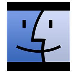 Finder iOS 7 alternative