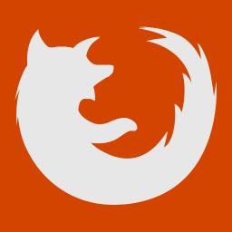 Firefox Flat