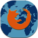 Firefox Flat Mobile
