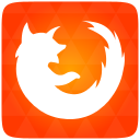 Firefox Orange