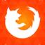Firefox Orange-64