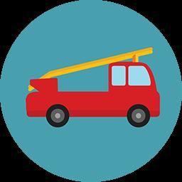 Fireman Car