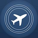 Flighttrack flat circle-128