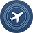 Flighttrack flat circle-48
