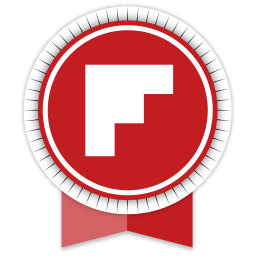 Flipboard Round Ribbon