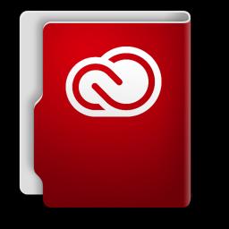 Folder Adobe Creative Cloud