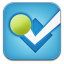 Foursquare Green icon