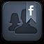 Friendcaster Alt icon