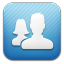 Friendcaster icon