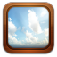 Gallery Frame Sky icon