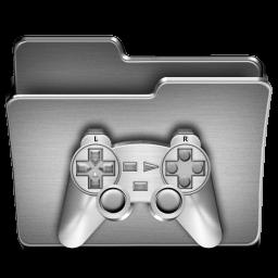 Games Steel Folder