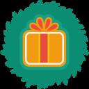 Gift Wreath-128