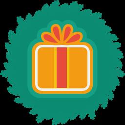 Gift Wreath