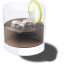 Glass Of Cola Lemon icon