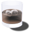 Glass Of Cola On The Rocks icon