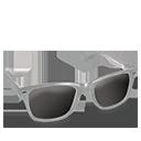Glasses Grey-128