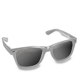 Glasses Grey