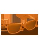 Glasses Orange-128