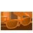 Glasses Orange-48