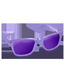 Glasses Purple-128
