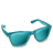 Glasses Teal-48