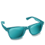 Glasses Teal icon