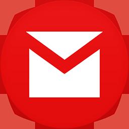 Gmail flat circle