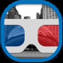 Goggles Flat Round