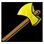 Gold Axe icon