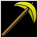Gold Pickaxe-128