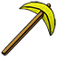 Gold Pickaxe icon
