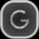 Google Authenticator Flat Mobile