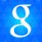 Google blue-48