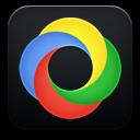 Google Currents Dark