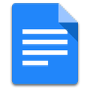 Google Docs colorful-128