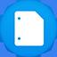 Google Docs flat circle-64