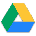 Google Drive colorful