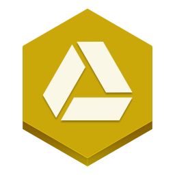Google Drive Icon Download Hex Icons Iconspedia
