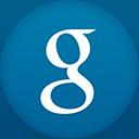Google flat circle-128
