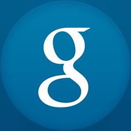Google flat circle