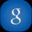 Google Flat Round icon