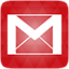 Google Mail red icon
