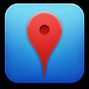 Google Places Blue