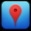 Google Places Blue-64