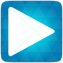 Google Play blue