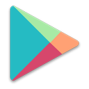 Google Play colorful