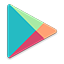 Google Play colorful Icon