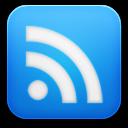 Google Reader Blue